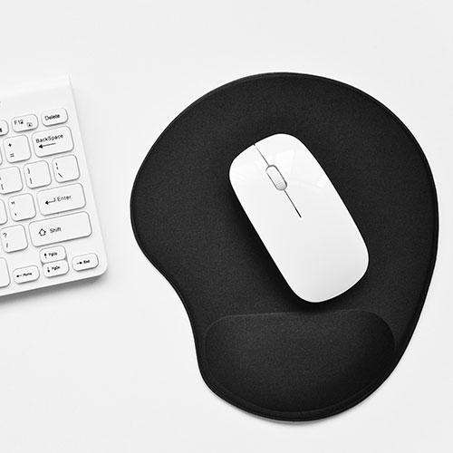 Silicone Gel Mouse Pad Wrist Support Wrist Rest Ergonomic Mouse Pad/ Mat Custom-made