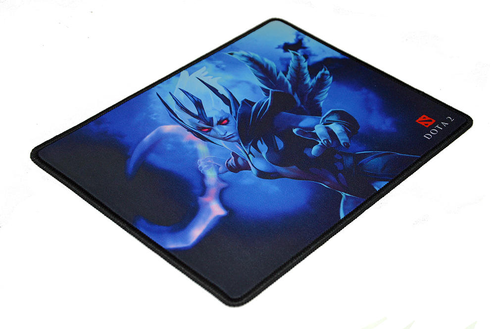 Customized sublimation printing smooth touching gaming mouse pad