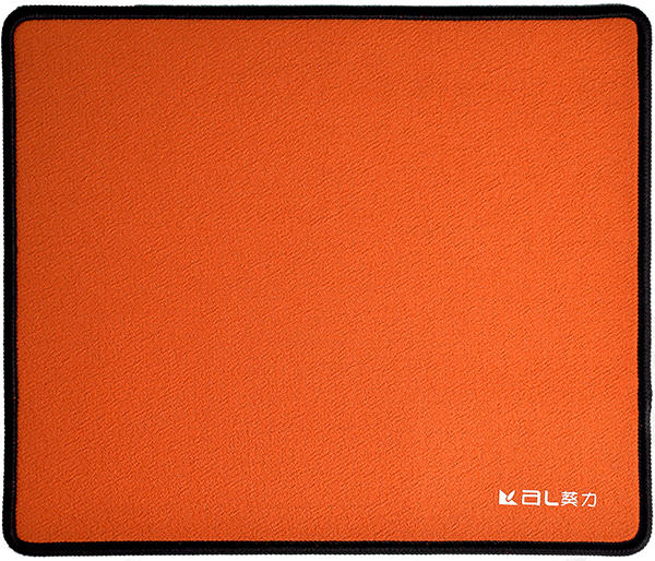 Soft and smooth non-silp rubber base fabric cover customized office mouse pad