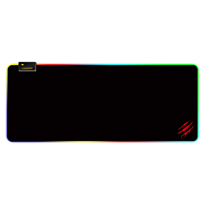 Promotional big RGB gaming mouse pads RGB gaming mouse pads