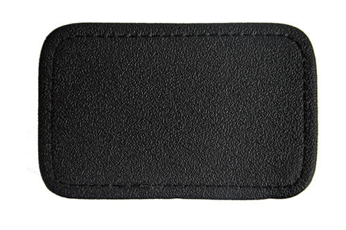 New product ergonomic pu leather hand wrist rest pad for office, gaming, laptop mouse pad manufacturer