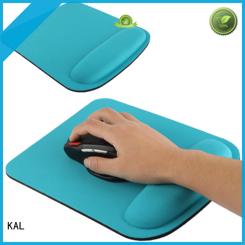 Breathable wrist rest mouse pads for wholesale computer