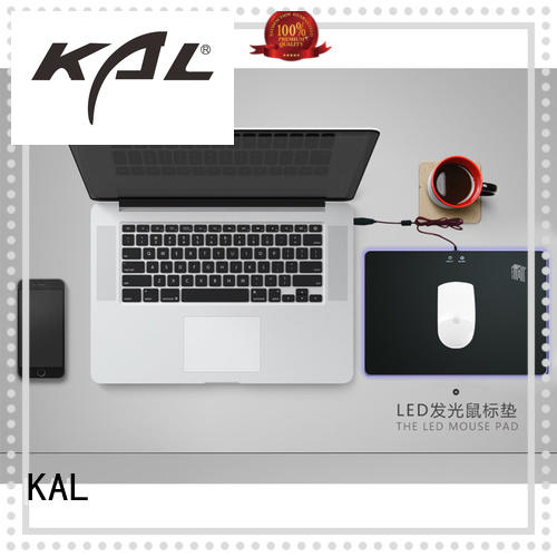 KAL on-sale rgb mouse pad customization for gamer