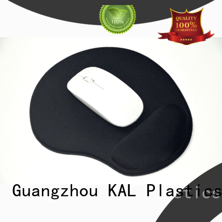 KAL design mouse pad with wrist support supplier for mouse