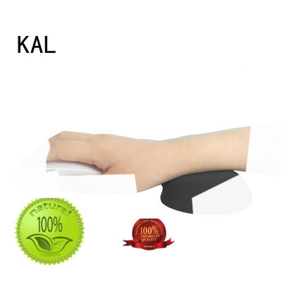 KAL solid mesh wrist rest mouse pads free sample office