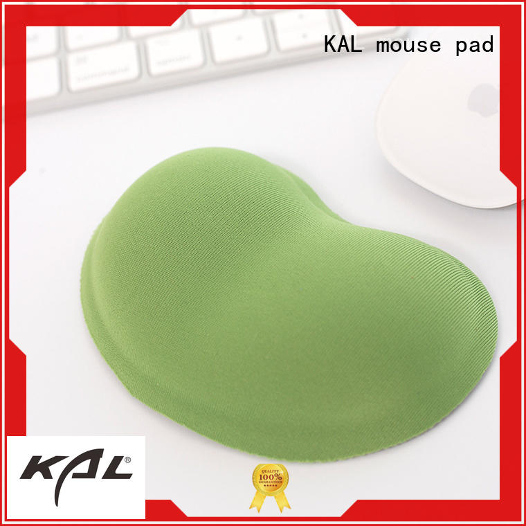 wrist support for mouse use black cushion KAL Brand company