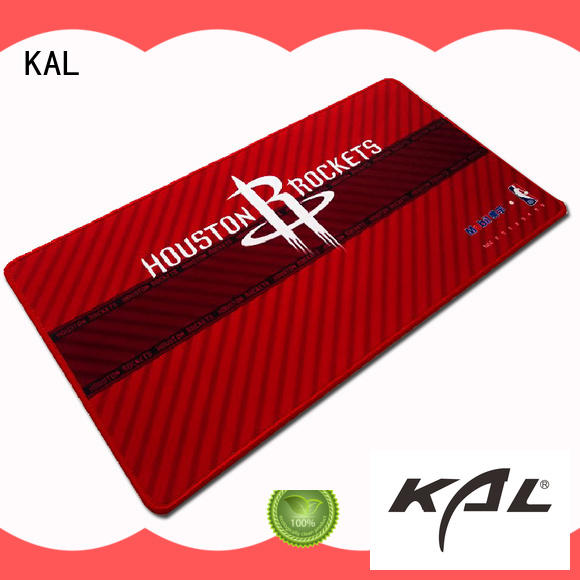 KAL Breathable personalised mouse mat bulk production for room