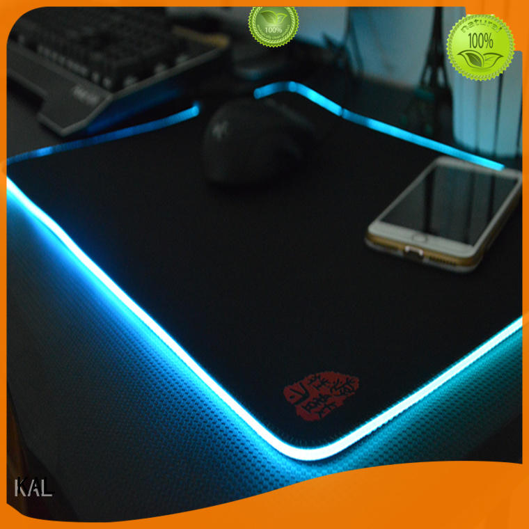 KAL pro custom gaming mouse pads ODM for students