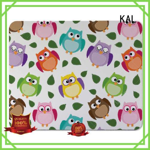 cloth mouse pad slip nonskid theme Warranty KAL