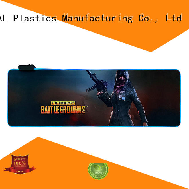 KAL durable rgb mouse pad for wholesale for gaming