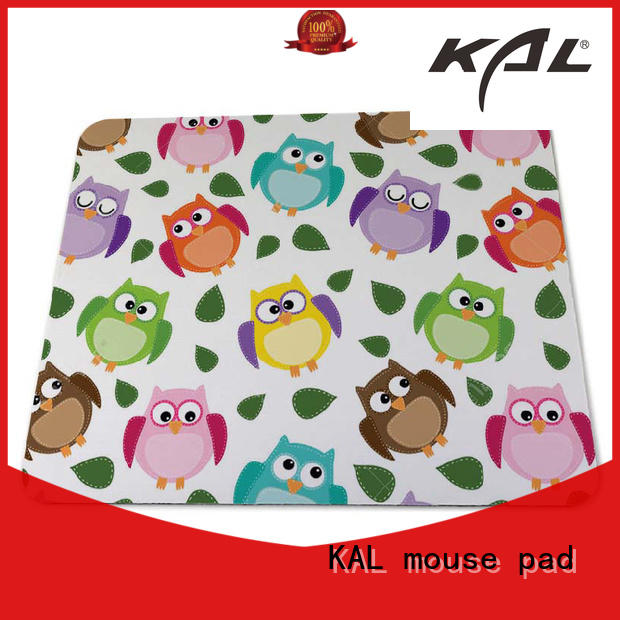 custom extended mouse pad fabric rubber surface Warranty KAL