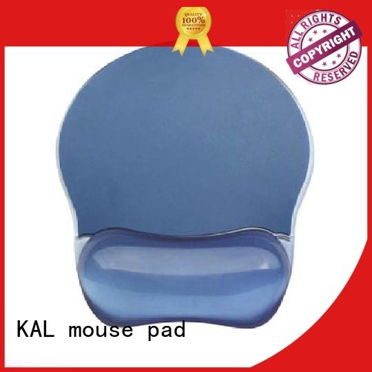 ergonomic memory Crystal Gel Mouse Pad Wrist Rest beach KAL company