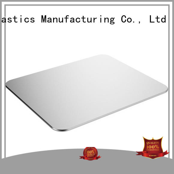 KAL quality aluminum mouse pads free sample for worker