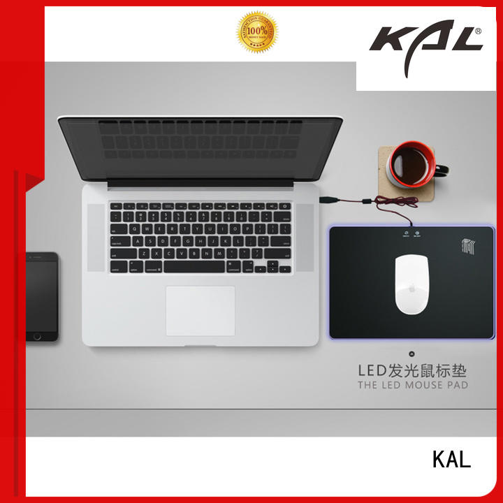KAL funky led mouse pads get quote for gamer