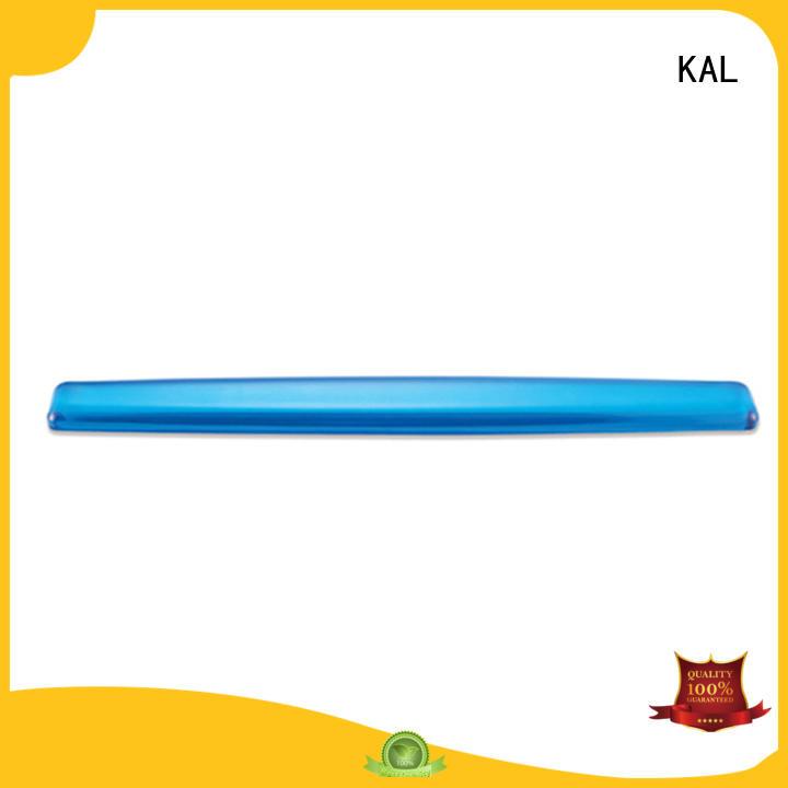 keyboard and mouse mat cotton ergonomic pu KAL Brand