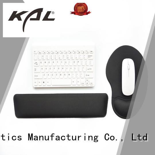 KAL sbr keyboard wrist rest bulk production for hands