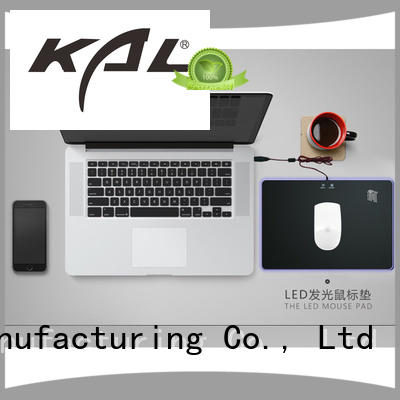 KAL effects rgb mouse pad OEM for gamer