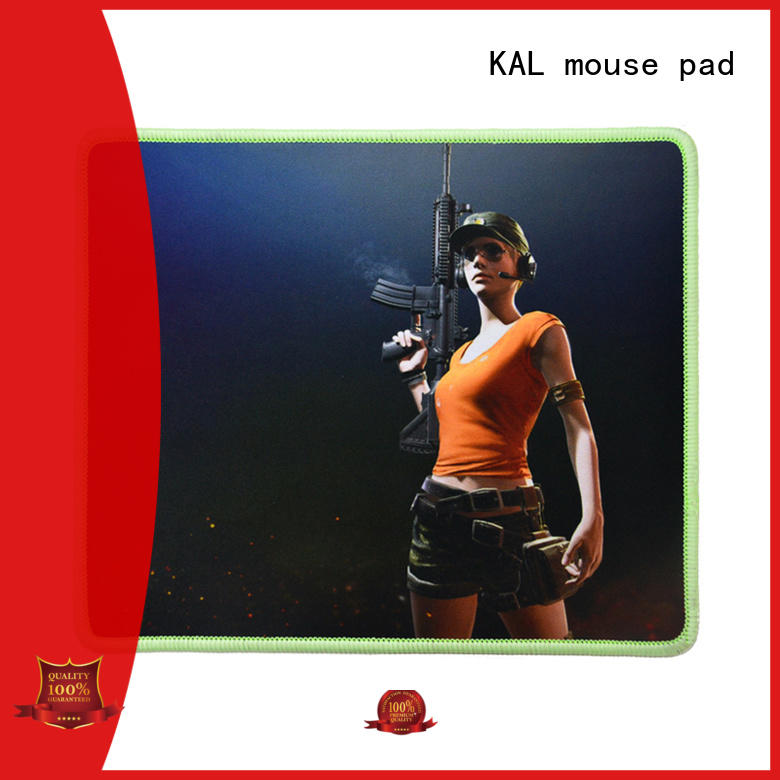 thick size best gaming mouse pad padmat KAL