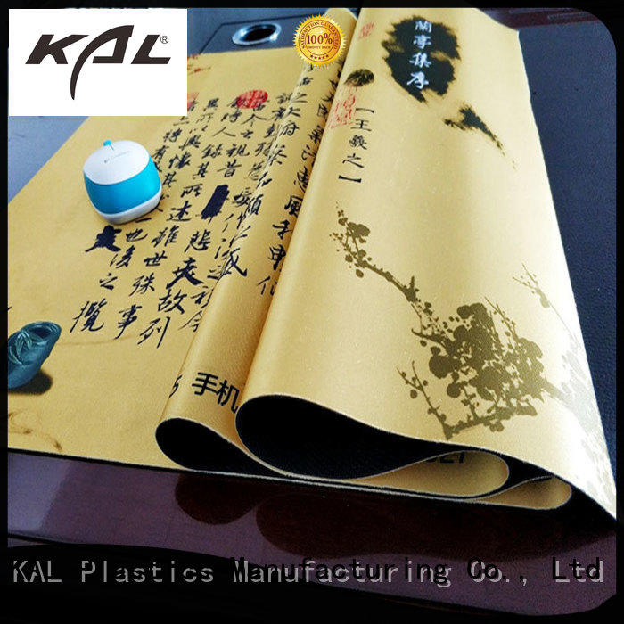 KAL durable large desk pad buy now for table