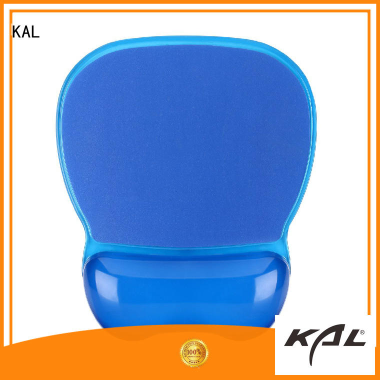 KAL high-quality clear mouse pad customization for worker