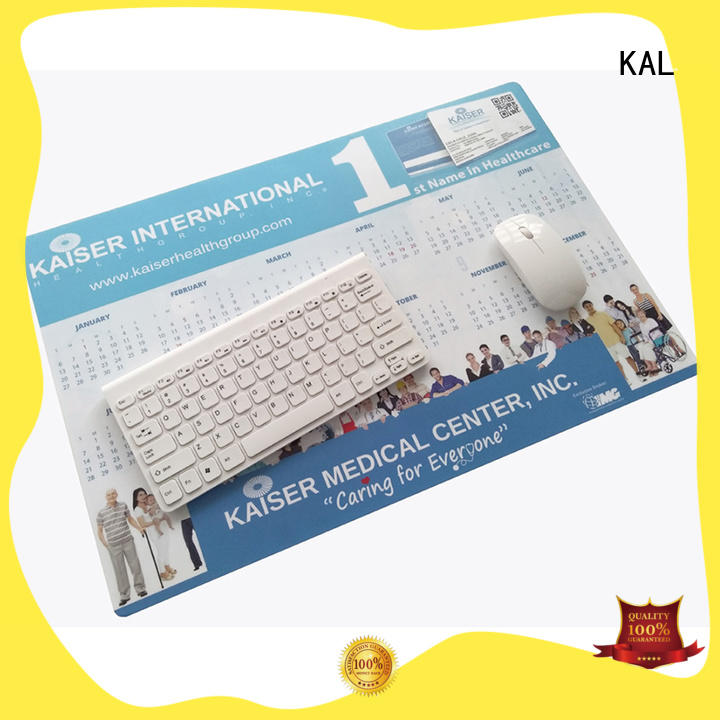 KAL kal hard mouse mat ODM for mouse
