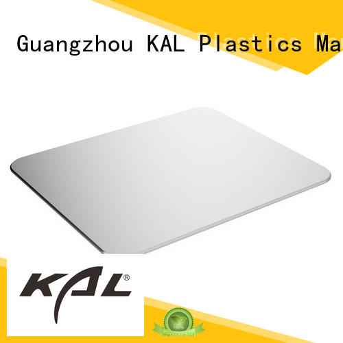 KAL funky aluminium mouse mat customization for mouse