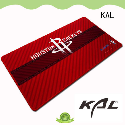 KAL Breathable desk pad customization for hands