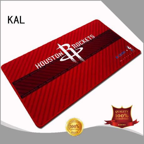 KAL gaming desk pad free sample for mouse