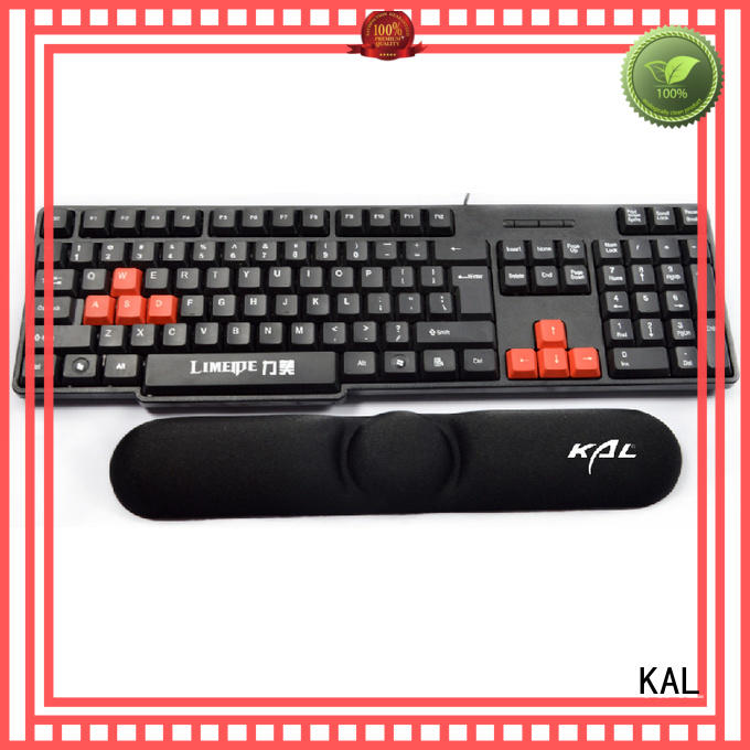 KAL Breathable keyboard wrist rest customization for worker