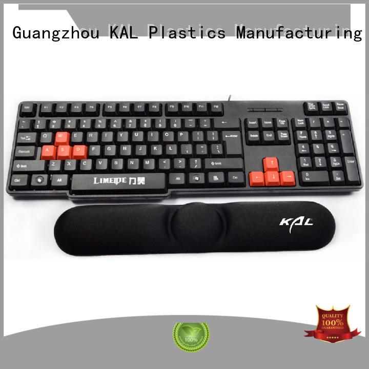 KAL sbr keyboard wrist rest bulk production for worker