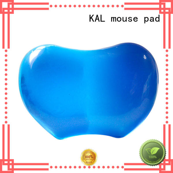 wrist office memory gel wrist rest for mouse KAL manufacture