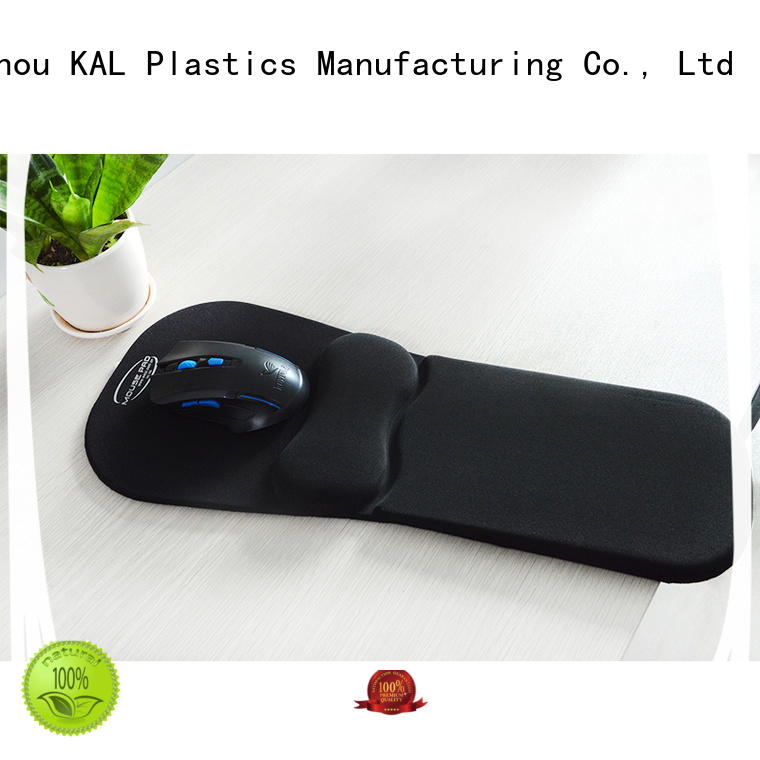 KAL latest gaming mouse pads free sample for hands