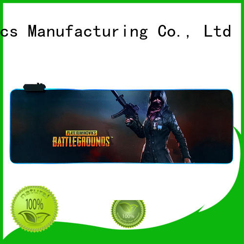 KAL high-quality rgb mouse pad supplier for gaming