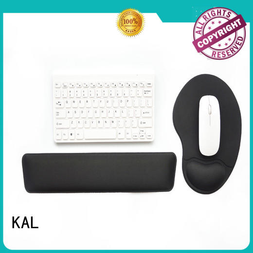 KAL protect keyboard wrist rest OEM for mouse