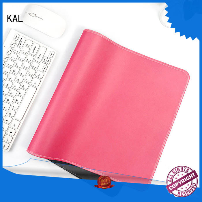 KAL solid mesh personalised mouse mat free sample for worker