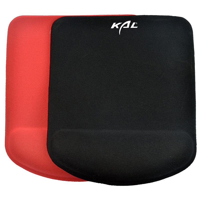 Big Cloth Gel Mouse Pad With Wrist Rest OEM ODM Rectangle Mouse Pad Manufacturer