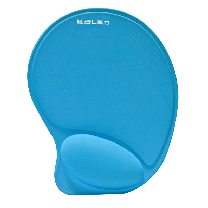 New special design Cloth Memory Foam Mouse Pad Rubber Base OEM ODM