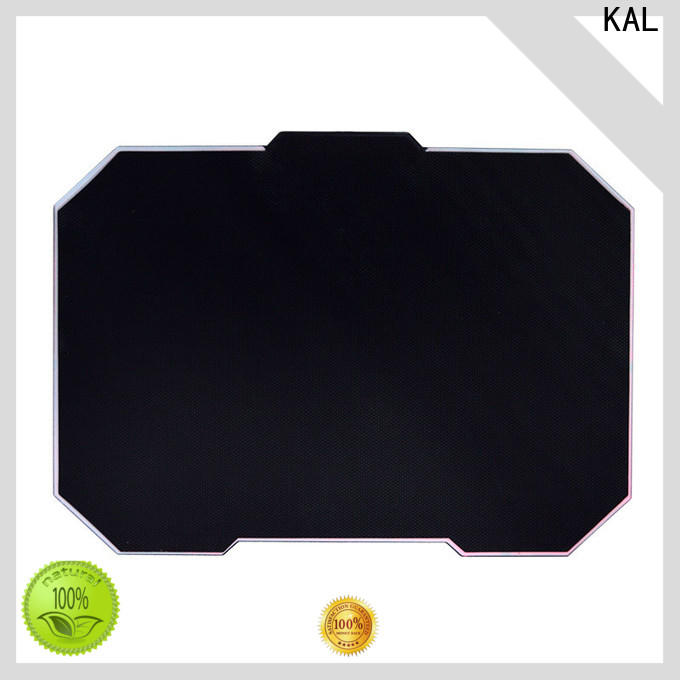 KAL on-sale led mouse pads supplier for gaming