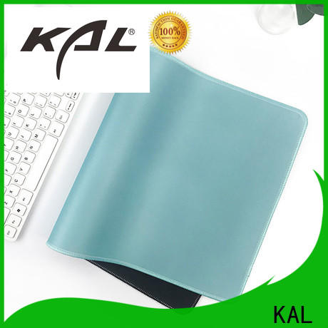 KAL durable flat mouse pads bulk production for gamer