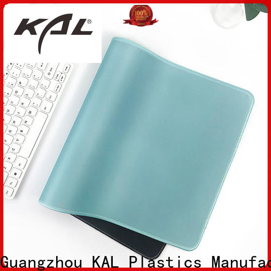 KAL Breathable custom mouse pads OEM for computer