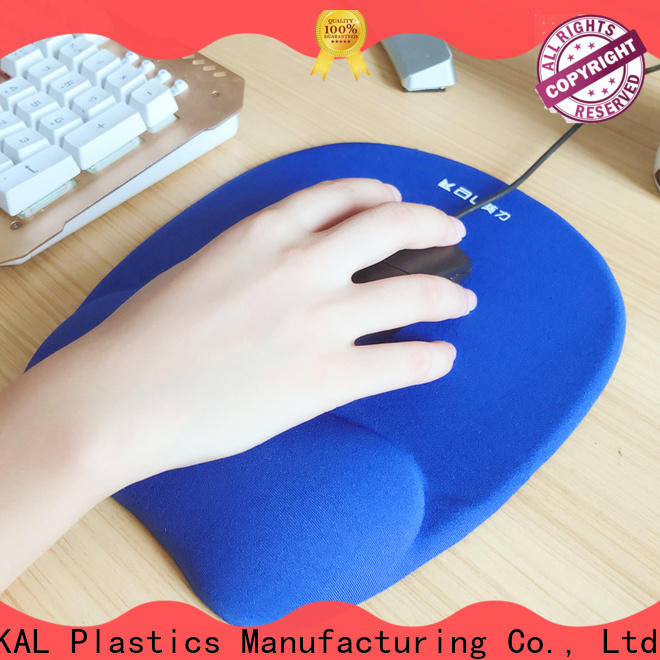 KAL big memory foam pad customization for mouse