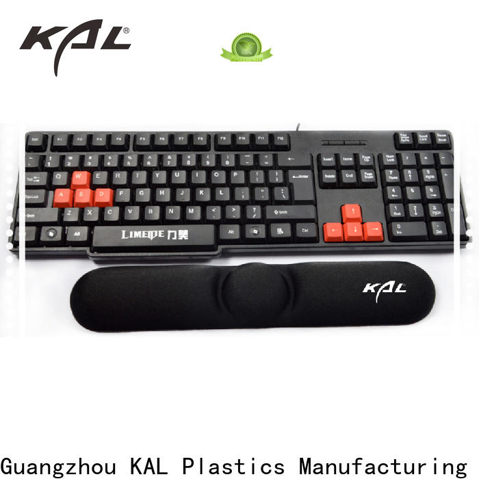 KAL portable keyboard wrist rest get quote for worker