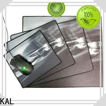 KAL durable large gaming mouse pad customization for gaming