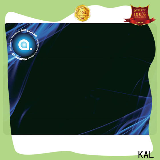 KAL solid mesh mouse pad rubber buy now for youth