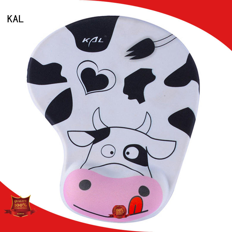 design gel mouse pad kitty KAL