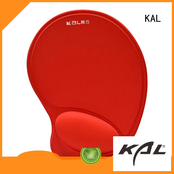 Wholesale support hand rest mouse pad KAL Brand