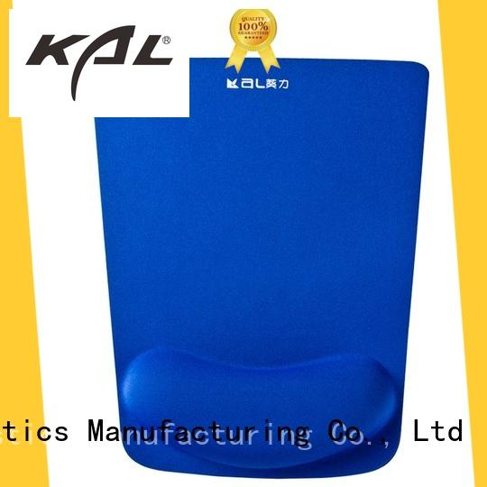 KAL high-quality hand rest mouse pad bulk production for worker