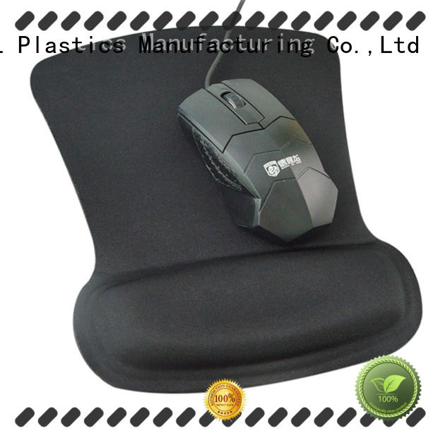 odm mouse mat with wrist rest support KAL