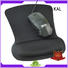 rest gel memory mouse pad with wrist support KAL Brand