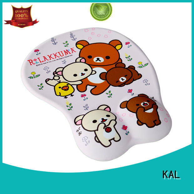 durable mouse pad gel silicone OEM home